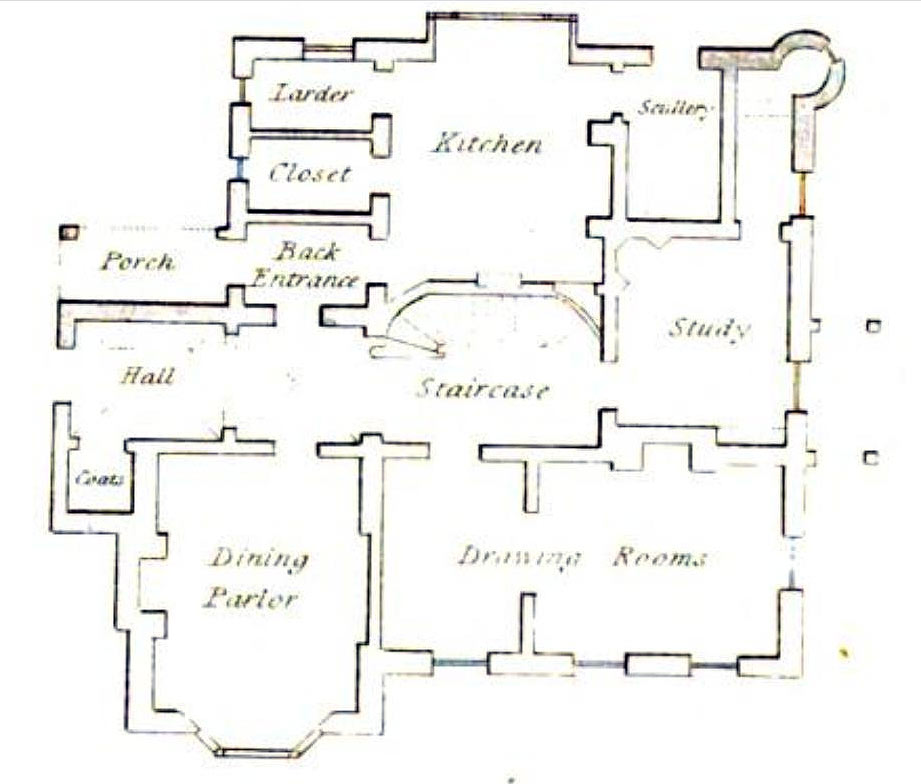 Home Ideas Castle Floor Plans