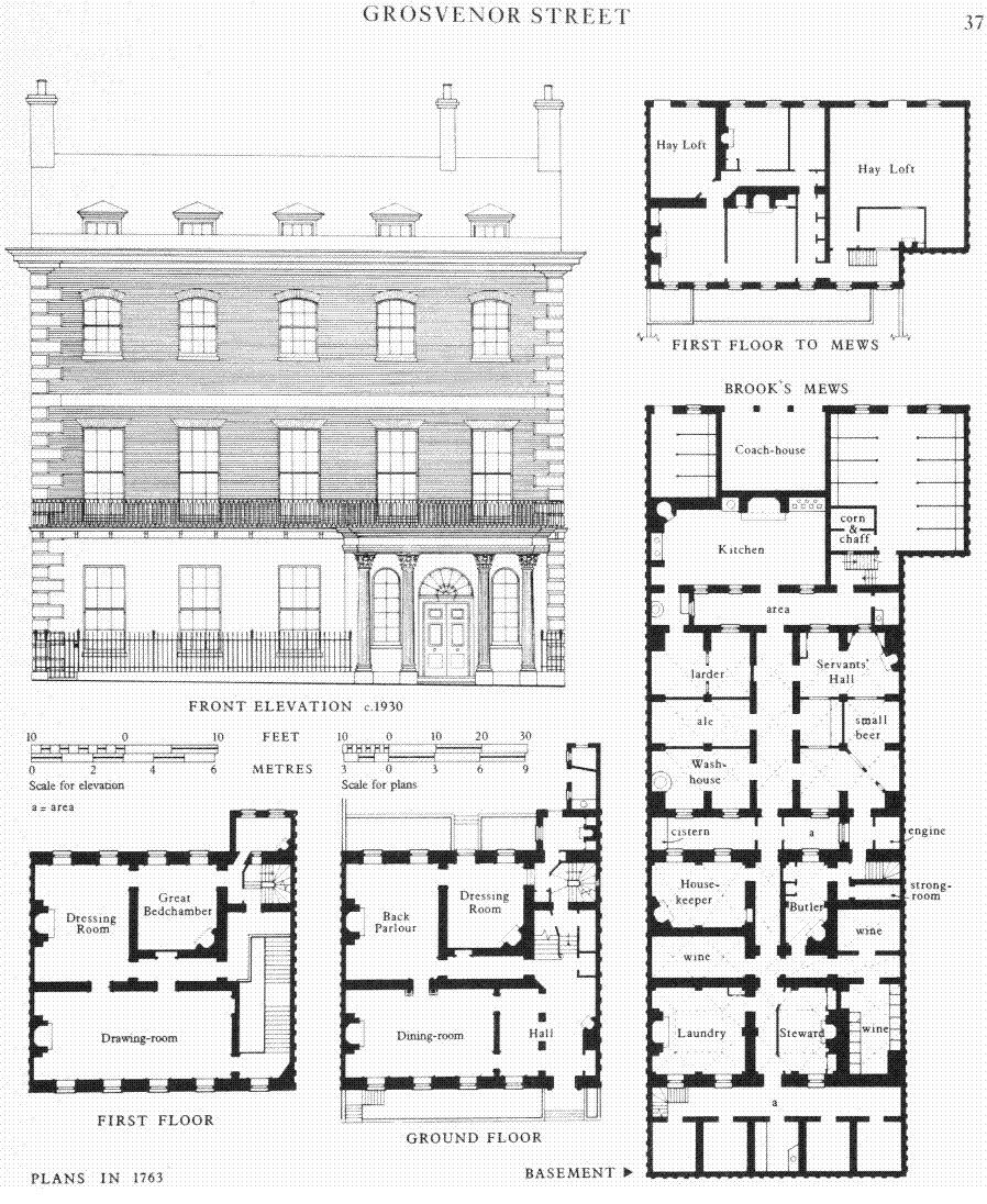 How To Lease A Home In 18th Century London Susanna Ives